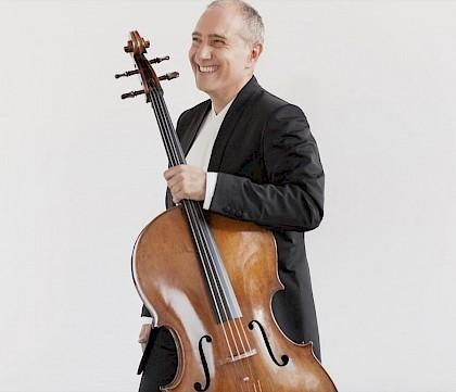 Spanish cellist Asier Polo in concert at MCO